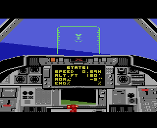 Screenshot Thumbnail / Media File 1 for Tomcat - The F-14 Fighter Simulator