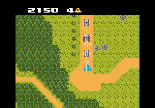Screenshot Thumbnail / Media File 1 for Xevious