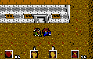 Screenshot Thumbnail / Media File 1 for Daemonsgate (USA) (Proto)