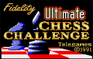 Screenshot Thumbnail / Media File 1 for Fidelity Ultimate Chess Challenge, The (USA, Europe)