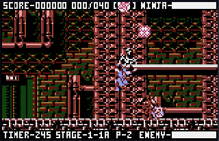 Screenshot Thumbnail / Media File 1 for Ninja Gaiden III - The Ancient Ship of Doom (USA, Europe)