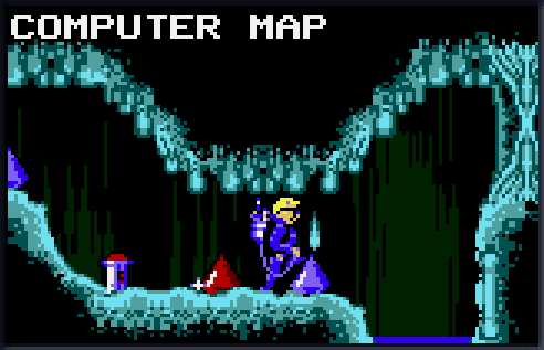 Todd's Adventures in Slime World (USA, Europe) ROM < Lynx