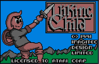 Screenshot Thumbnail / Media File 1 for Viking Child (USA, Europe)