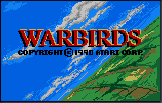 Screenshot Thumbnail / Media File 1 for Warbirds (USA, Europe)