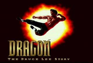 Screenshot Thumbnail / Media File 1 for Dragon - The Bruce Lee Story (World)