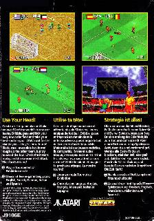 Screenshot Thumbnail / Media File 1 for Fever Pitch Soccer (World) (En,Fr,De,Es,It)