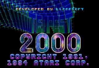 Screenshot Thumbnail / Media File 1 for Tempest 2000 (World)