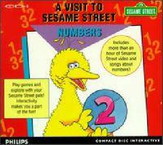 Screenshot Thumbnail / Media File 1 for A Visit to Sesame Street Numbers