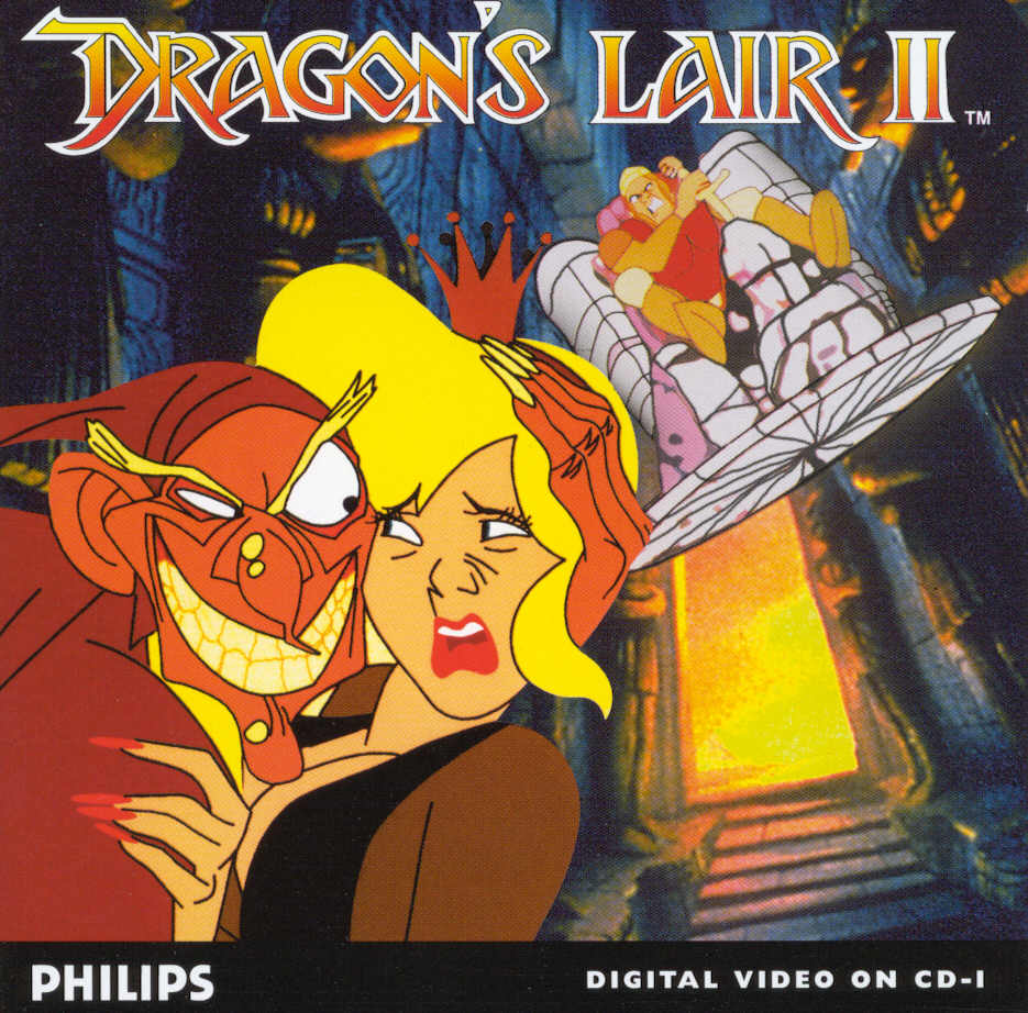 dragons lair 20th anniversary iso
