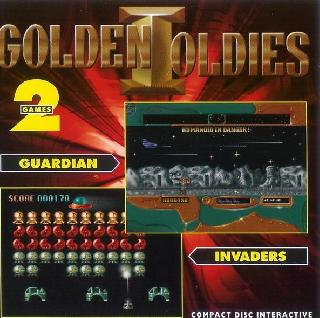 Screenshot Thumbnail / Media File 1 for Golden Oldies I - Guardian and Invaders (CD-i)