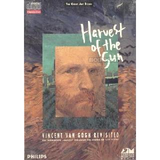 Screenshot Thumbnail / Media File 1 for Harvest of the Sun Vincent Van Gogh Revisited (CD-i)
