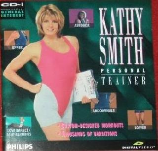 Screenshot Thumbnail / Media File 1 for Kathy Smith Personal Trainer (CD-i)