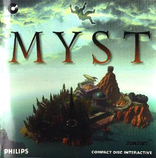 Screenshot Thumbnail / Media File 1 for Myst (CD-i)