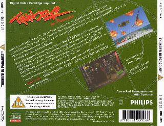 Screenshot Thumbnail / Media File 1 for Thunder in Paradise Disc 1 of 2 The Game (CD-i)