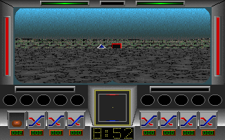 Screenshot Thumbnail / Media File 1 for 3d Cyber Blaster (1994)(Dungeon Entertainment)