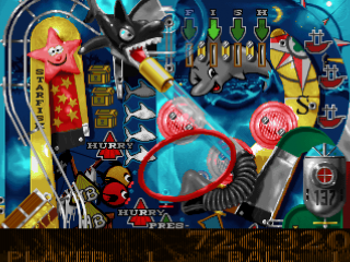 Screenshot Thumbnail / Media File 1 for Absolute Pinball (1996)(21st Century Entertainment)