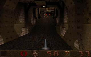 Screenshot Thumbnail / Media File 1 for Alien Quake (1997)(Alien Quake Team)