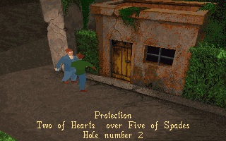 Alone In The Dark 2 1994 Interplay Game Dos Games Emuparadise