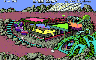 Screenshot Thumbnail / Media File 1 for Altered Destiny (1990)(Accolade)