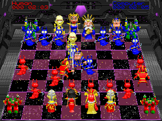 Screenshot Thumbnail / Media File 1 for Battle Chess 4000 (1992)(Interplay)