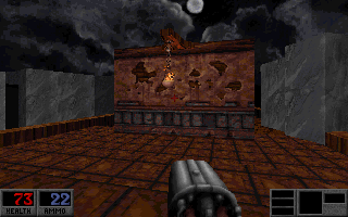 Screenshot Thumbnail / Media File 1 for Blood (1997)(Monolith)
