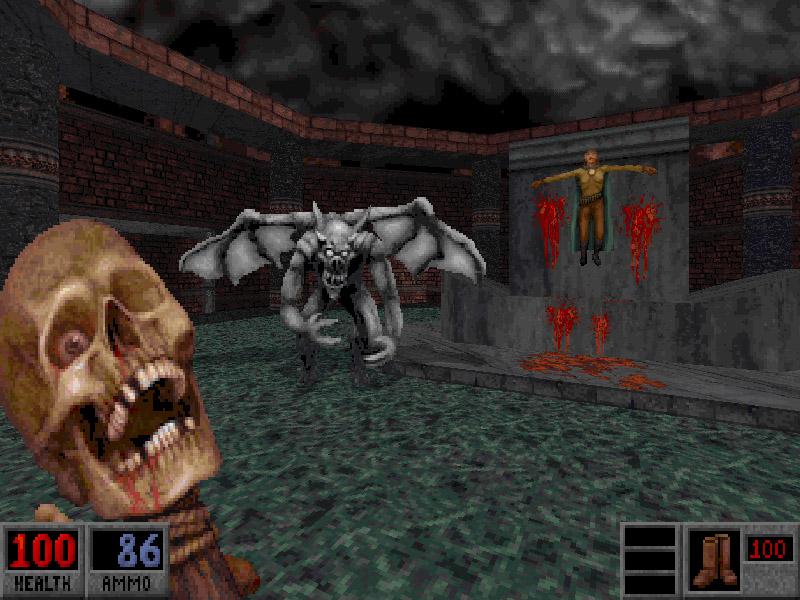 игра Blood 1997 скачать торрент - фото 2