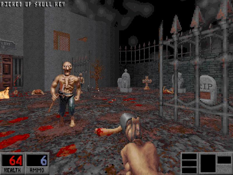 игра Blood 1997 скачать торрент - фото 8