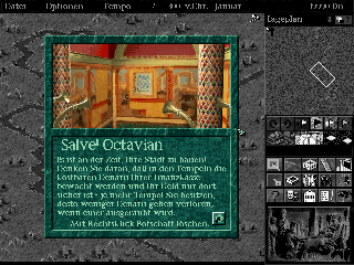 Screenshot Thumbnail / Media File 1 for Caesar 2 (1996)(Impressions)