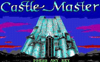 Screenshot Thumbnail / Media File 1 for Castle Master (1990)(Domark)