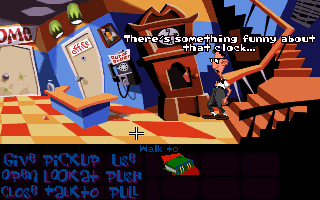 Screenshot Thumbnail / Media File 1 for Day Of Tentacle (1992)(Lucas Arts)