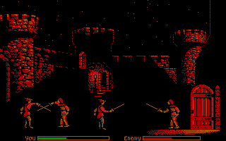 Screenshot Thumbnail / Media File 1 for Defender Of The Crown (1986)(Mindscape Inc)