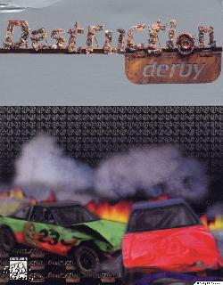 Screenshot Thumbnail / Media File 1 for Destruction Derby (1996)(Reflections Interactive)(Rev1)