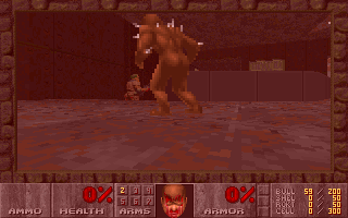 Doom Evilution, Final (1996)(GT Interactive) Game < DOS Games