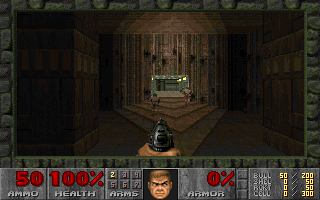 Screenshot Thumbnail / Media File 1 for Doom II Hell On Earth (1994)(Atari Inc)(Rev1.7)
