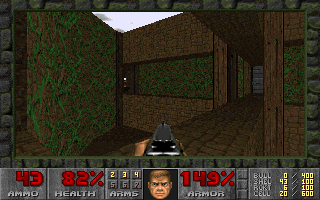 Screenshot Thumbnail / Media File 1 for Doom Plutonia, Final (1996)(GT Interactive)