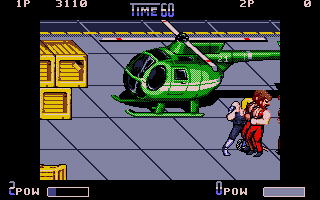 Screenshot Thumbnail / Media File 1 for Double Dragon II The Revenge (1989)(Avalon Interactive)