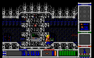 Screenshot Thumbnail / Media File 1 for Duke Nukem 2 (1991)(Apogee Software Ltd)