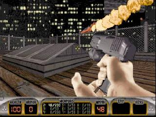 Screenshot Thumbnail / Media File 1 for Duke Nukem 3D (1996)(3D Realms)