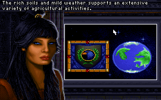 Screenshot Thumbnail / Media File 1 for Dune II The Building Of A Dynasty (1993)(Avalon Interactive)