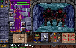 Screenshot Thumbnail / Media File 1 for Dungeon Hack (1993)(Strategic Simulations Inc)