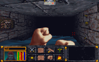 Screenshot Thumbnail / Media File 1 for Elder Scrolls Arena The (1993)(Us Gold)