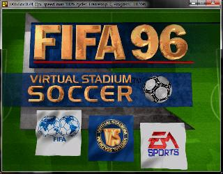 Screenshot Thumbnail / Media File 1 for FIFA Soccer 96 (1995)(Electronic Arts)