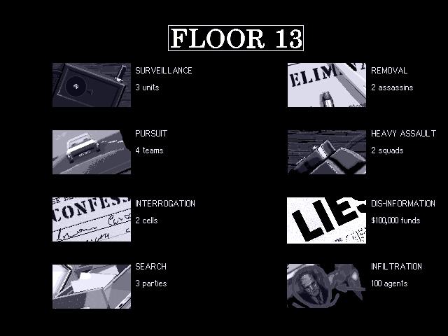 Floor 13 1991 Virgin Interactive Game Dos Games Emuparadise