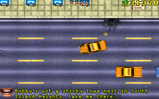 Screenshot Thumbnail / Media File 1 for Grand Theft Auto (1997)(DMA Design)