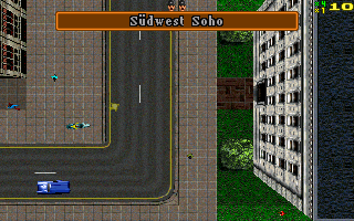 Screenshot Thumbnail / Media File 1 for Grand Theft Auto Include London 1969 (1997)(DMA Design)
