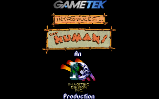 Screenshot Thumbnail / Media File 1 for Humans The (1992)(Gametek)