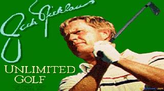 Screenshot Thumbnail / Media File 1 for Jack Nicklaus Unlimited Golf (1990)(Accolade)