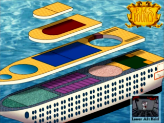 Screenshot Thumbnail / Media File 1 for Leisure Suit Larry 7 Love for Sail (1996)(Sierra Online)