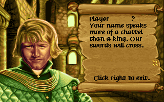 Screenshot Thumbnail / Media File 1 for Lords Of The Realm (1994)(Impressions Games)