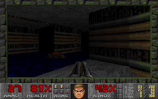 Screenshot Thumbnail / Media File 1 for Master Levels For Doom II (1995)(Id Software)